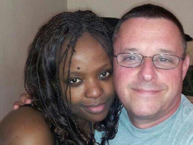 Interracial Couple Virginia & Lance