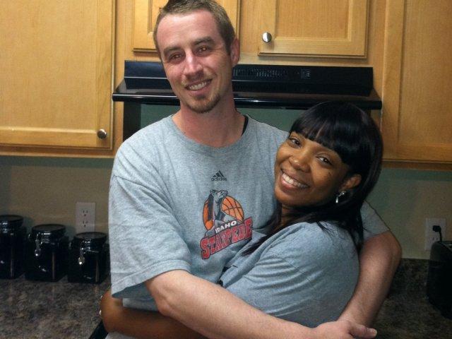 Interracial Marriage Dawn & Matthew - North Carolina, United State