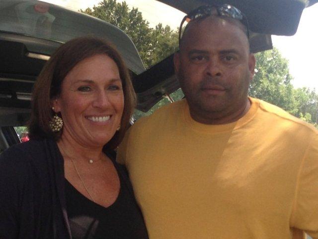 Interracial Couple Lori & Tony - South Carolina, United States