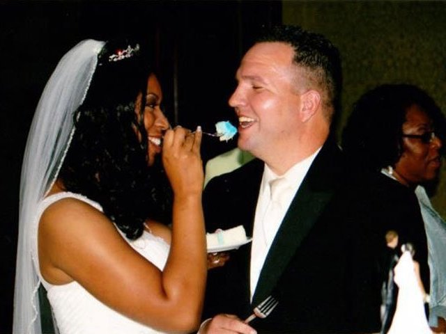 Interracial Marriage Shannon & Paul - San Diego, United States