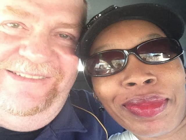 Interracial Couple Debbie & Jeff - South Carolina, United States