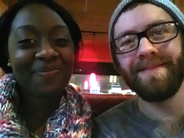 Interracial Couple Alicia & Jason -  Michigan, United States