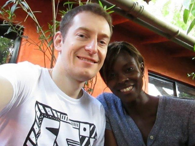 Interracial Couple Jackie & Kamil - Warsaw, Mazowieckie, Poland