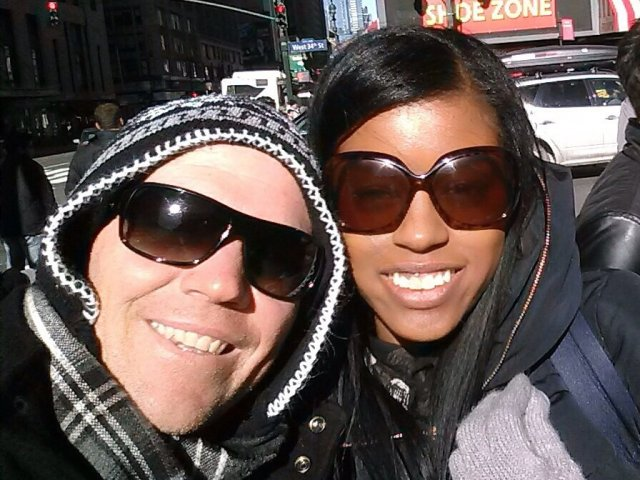 Interracial Marriage Charlene & Joey - Denver, Colorado, United States