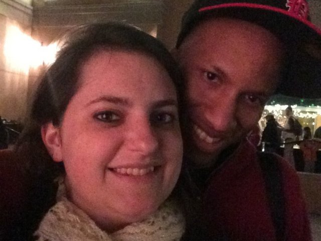 Interracial Couple Megan & Quintton - Virginia Beach, Virginia, United States