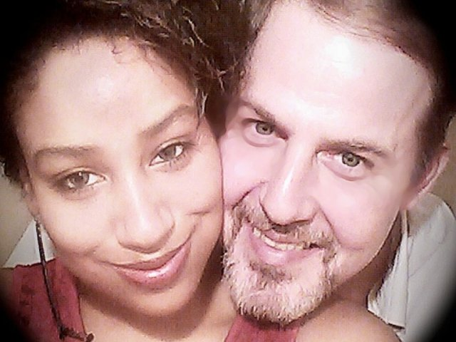Interracial Marriage Tiffiny & James
