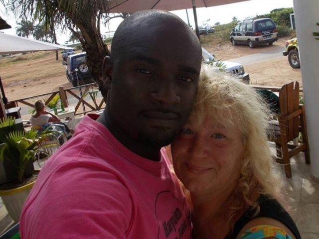 Interracial Couple Ute & Alex -  Banjul, The Gambia