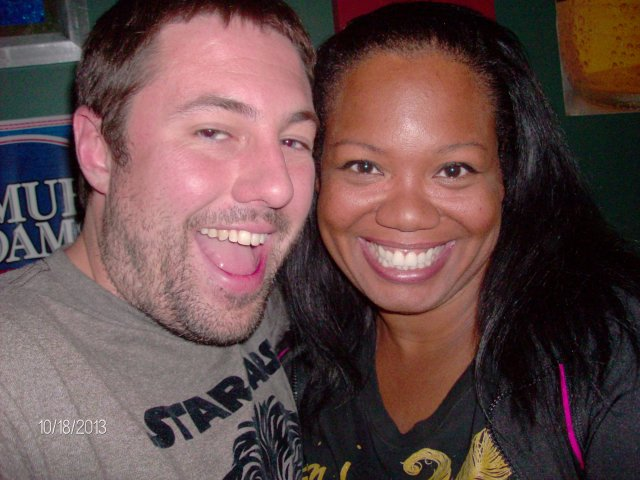 Interracial Couple Victoria & Matt
