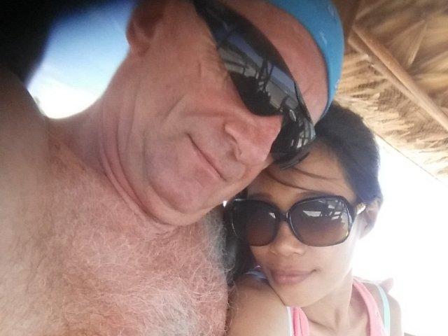 Interracial Couple Joan & David - Davao City, Philippines