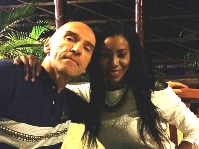Interracial Couple Khamika & Petar - Santo Domingo, Distrito Nacional, Dominican Republic