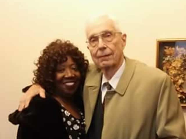 Interracial Marriage Sheila & Tudor - Knoxville, Tennessee, United States