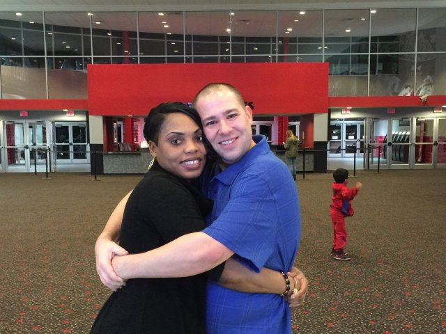 Interracial Marriage Racquel & James - Connecticut, United States
