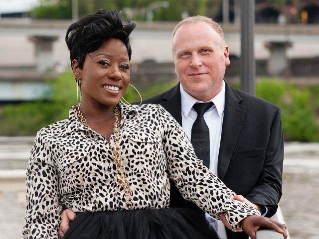 Interracial Couple Hollie & Greg - Jacksonville, Florida, United States