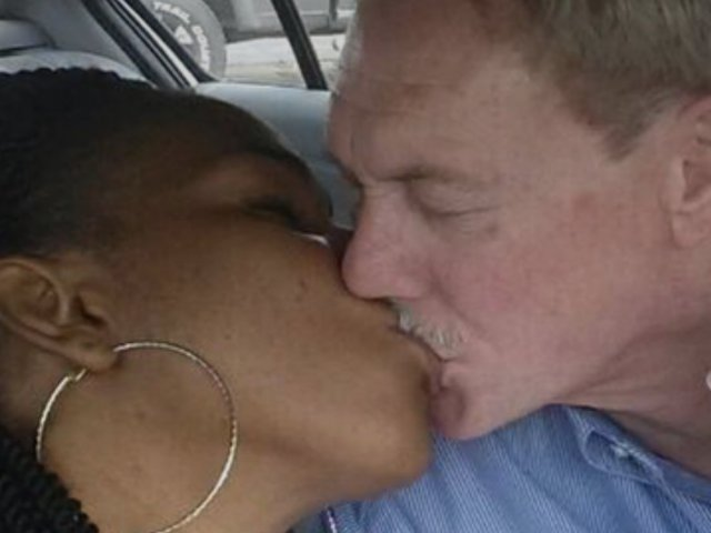 Interracial Marriage Chichi & Kenny - Point Pleasant, West Virginia, United States
