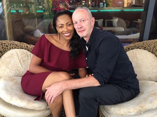 Interracial Couple Abigail & Steve - England, United Kingdom