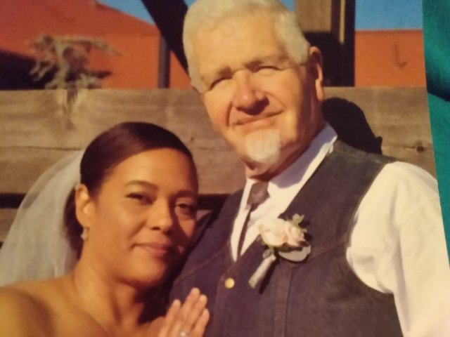 Interracial Marriage Mary & Terry - Arvada, Colorado, United States