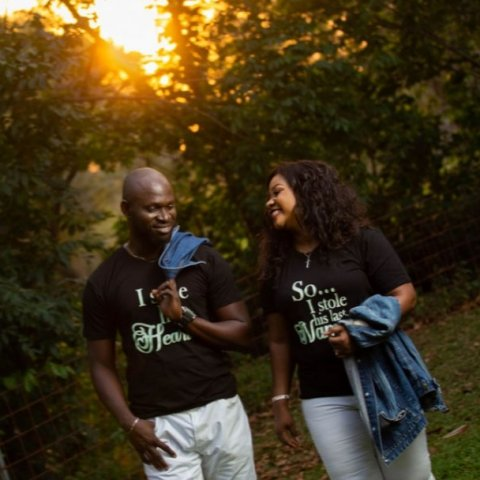 Mixed Marriages - Glad They Played the Percentages | InterracialDatingCentral - Chidinma & Kelvin
